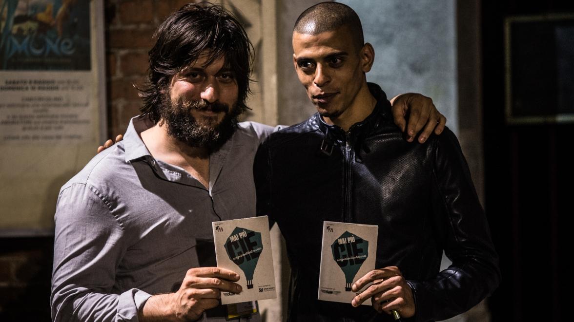 Matteo Calore e Abd El Karim